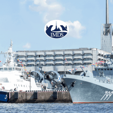 You are invited to the International Maritime Defense Show 2019, Saint Petersburg (Russia)