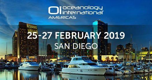 Oceanology International 2019, February 25-27
